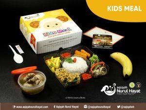 Aqiqah Surabaya Nurul Hayat paket Kids Meal
