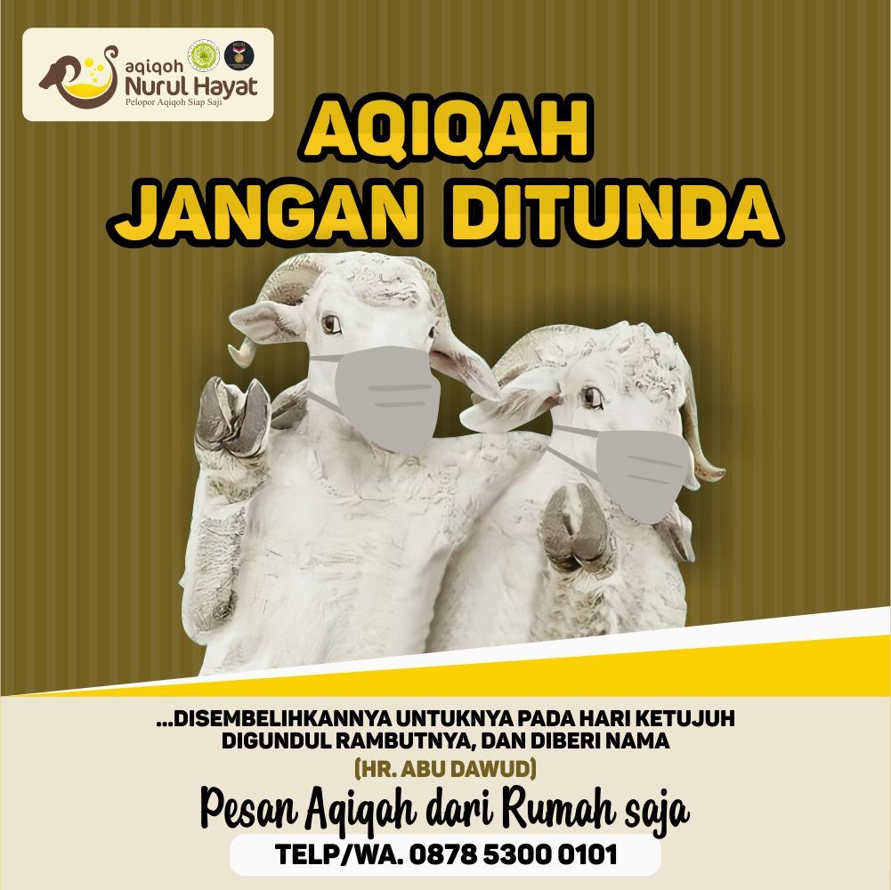 Jangan Tunda Aqiqah Surabaya
